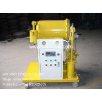 Quality High Efficient Vacuum Single Stage Dielectric Oil Purifier | dielectric oil filtering unit for sale