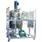 Quality facial cream making machine-Small heating shear vacuum emulsification equipment for sale