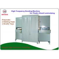 Quality 0.5-0.6Mpa Air Supply High Frequency Laminating Machine For Plasitc Sheet Bonding for sale