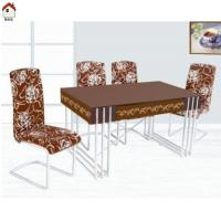 Quality factory price glass modern dining table T006 for sale