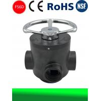 Quality RUNXIN Manual Filter Control Valve F56D  10m3/h for sale