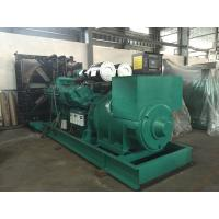 Quality 1250KVA Industrial Diesel Power Generator Set Water Cooled With Deepsea Genset Controller for sale