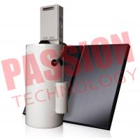Quality Laser Welding Split Solar Water Heater Flat Plate White Color Steel Outer Tank for sale