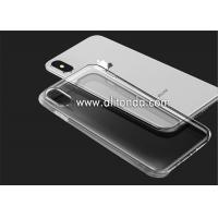 China New Arrival Transparent Tpu Mobile Phone Case And Accessories For iPhone XR Case on sale
