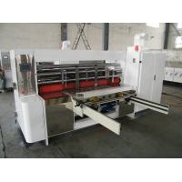 China Automatic Rotary Die Cutting Machine For Cutting Corruaged Cardboard on sale