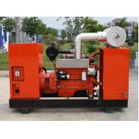 Quality Water Cooled Cummins Natural Gas Generator , 200 KW Biogas Generator for sale