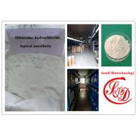 Quality CAS 61-12-1 USP36 Local Anesthetic Agent Dibucaine Hydrochloride Raw Powder for sale