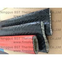 Quality Fire Sleeve with Metal Snap Closure for sale
