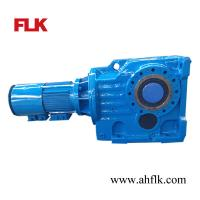 China High Quality K series Helical Bevel Gear Motor on sale