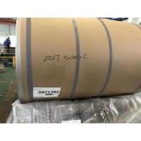 Quality UNS S32750 Super Duplex Stainless Steel Plate 2.0 - 14.0mm Custom Size for sale