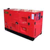 Buy cheap Wattek 3 Pole MCCB Silent Diesel Genset , 40 KW / 50KVA Diesel Powered Generators product
