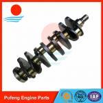 Quality Isuzu 4ZD1 crankshaft 8-94136-164-0 8-94146-320-2 for sale