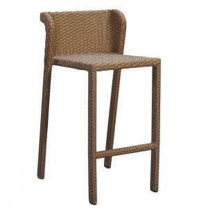 Patio Stool 200kg Weight Capacity Outdoor Bar Furniture