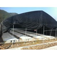 Buy cheap Custom Black Plastic Sun Shade Net For And Agricultural And Vegetable product