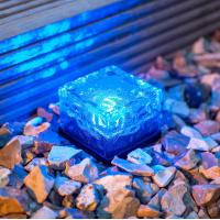 Buy cheap Solar LED Bricks IP68 Waterproof No Cables Automatically Turn ON from wholesalers
