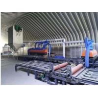 Quality 6 Layer Fiber Glass Mesh Sanding Mgo Board Production Line Producing Wall Panels for sale