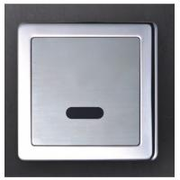 Quality Automatic Urinal Flusher Free Touch Mixer Tap 0.5mW for Public Toilet , DC 6V for sale