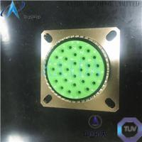 Buy IP65 MIL-DTL-38999 Series III Connectors Aluminum Alloy / Naval Brass Shell D38999/26WF32PN at wholesale prices