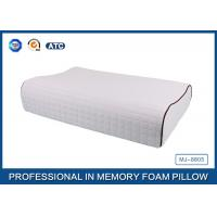Quality Contour Hypoallergenic Natural Latex Foam Rubber Pillow For Side Sleeper for sale