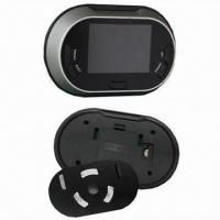 Quality Door Viewers with Automatically Take Photo Function, CE/FCC Mark for sale