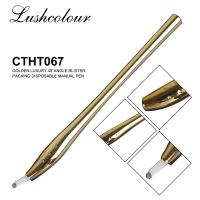 Buy cheap Latest Products our  Champagne Disposable Microblading Pen with Blister Packing from wholesalers