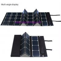Quality waterproof 120W solar charger for laptop,battery,mobile, tablet pc for sale