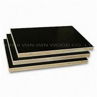 Quality Birch core water proof film faced plywood for sale