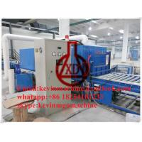 Quality Semi Automatic Fiber Cement Board Heavy Duty Laminating Machine 2.2KW - 4KW Power for sale