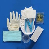 Quality Customzied Wound Care Packs Medical Sterile Basic Dressing Set Kit Disposable Use for sale