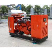 Quality 150KW Industrial Cummins Natural Gas Generator , Biogas CHP System Optional for sale