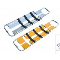 Quality Aluminium alloy seperatable-type emergency scoop Foldable Stretchers for sale