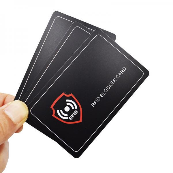 Buy Reliablerfid  Amazon Best sale Custom Design Printed kreditkarten contactless rfid blocker atm skimming card at wholesale prices