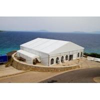 Buy cheap Water Proof Fabric Clearspan Structure For 300 People Commeicial Party from wholesalers