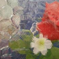 Quality Clear Oceanic Pattern Glass for sale