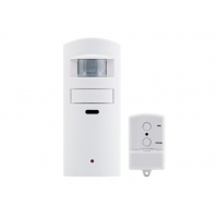 Buy cheap Indoor 130dB PIR Motion Sensor with Remote Control Alarm CX30 from wholesalers