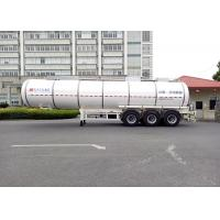 Buy cheap 32.5 cbm / General Liquid Semi-trailer  / 3 axles from wholesalers
