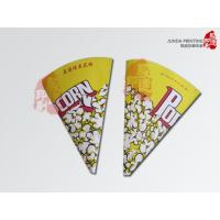 Quality Custom Printed Cardboard Packaging Box ,  Paper Popcorn Boxes for sale