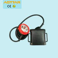Quality KL4Ex led underground mining lamp and asttar atex certification miners cap lamp for sale