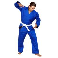 Quality Comfortable bamboo Cotton Judo Uniform with jacket / pants and belt for sale