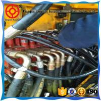 Quality HYDRAULIC HOSE STEEL WIRE BRAIDED HIGH PRESSURE CHINA MANUFACTURER for sale