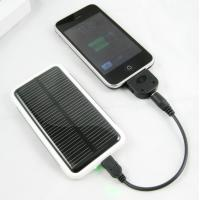 China portable unicersal solar powered usb charger for iphone on sale