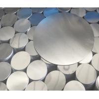 Quality Silver 1060 CC Cutting Discs Aluminium Circle Mill Finish Surface For Light Cover for sale