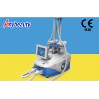 Quality Cryolipolysis Vacuum Led Velashape Machine , Fat Freeze Slimming With 2 Handpieces for sale