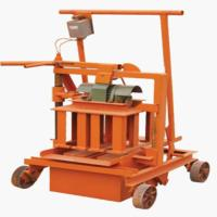 QT40-3C manual block machine price for sale