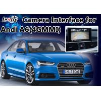 Quality 360 Deg Rear Camera Interface , Audi Multimedia Interface A6 2017 4GMMI Plug and Play for sale