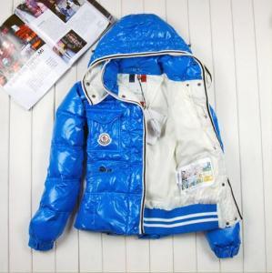 Buy cheap Chrismas gift women' s winter jacket, sky blue from wholesalers