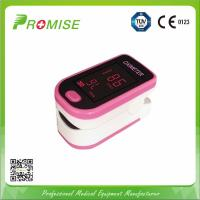 Quality PROMISE Factory Fingertip Pulse Oximeter/Anti-scratching display /Various customized services/unique mirror design for sale