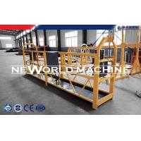 Quality Heavy Duty Construction Material Lift 500 - 1000Kg Capacity Hoist building elevator for sale