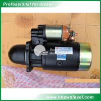 China Starter 4944701 Diesel Engine Starter Motor / Cummins 4BT Engine Parts on sale