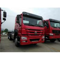 Quality SINOTRUK 6X4 10 Wheels 371hp Euro 2 Engine Tractor Head For Export for sale